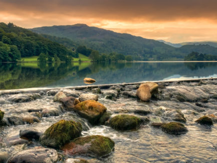 Grasmere Lake, September | Photo © Derek Finch
